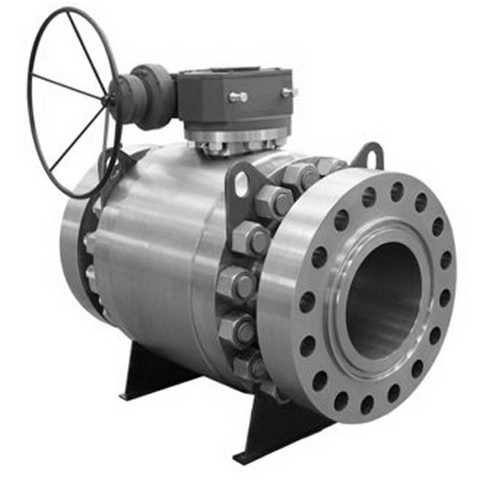 Trunnion Mounted Ball Valves – Bolted Body, Flanged End, ANSI 150 - Trunnion Mounted Ball Valves