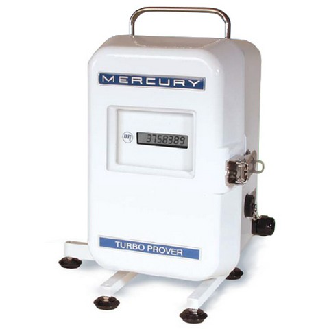 Turbo Prover - Gas Meters